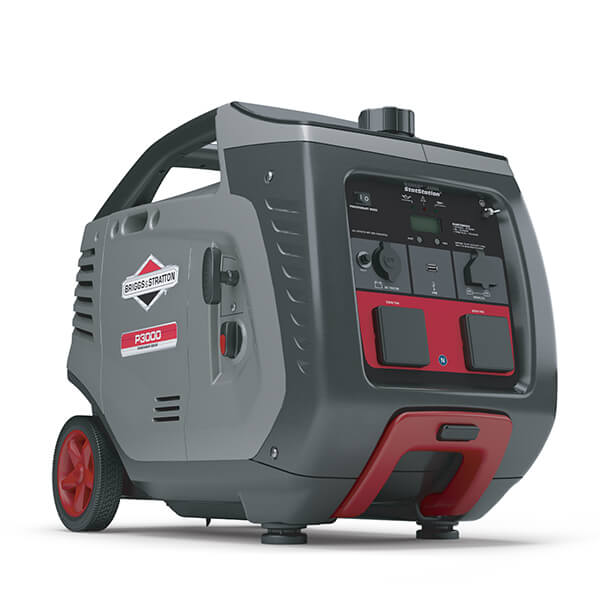 Бензиновый генератор Briggs & Stratton P 3000 Inverter (2,6 кВт)